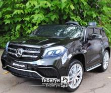Детский электромобиль Mercedes Benz GLS63 AMG LUX 4Х4 Лицензия