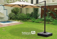 Садовый зонт GardenWay А002-3000