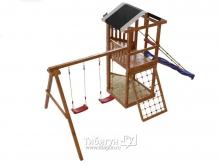 Детская игровая площадка Самсон Баунти