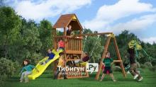 Детская деревянная площадка MoyDvor Ковбой