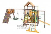 Детская игровая площадка Igragrad Спорт 5