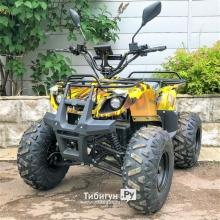 Электрический квадроцикл GreenCamel Atakama T320