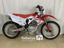 Бензиновый мотоцикл Motax  MX 250