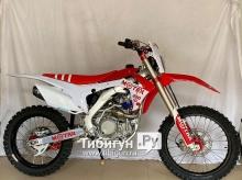 Бензиновый мотоцикл Motax LD 300