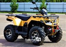 Квадроцикл бензиновый IRBIS ATV 200 cc