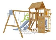 Детская игровая площадка IgraGrad Крафт Pro