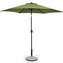 Садовый зонт САЛЕРНО купол 270 см