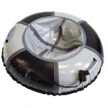 Тюбинг Hubster Классик 105 черный-серебро