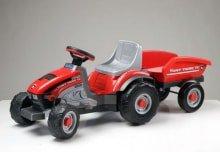 Детская педальная машина Mini Tony Tigre TC