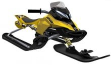 Снегокат Snow Moto Ski Doo Yellow 37009