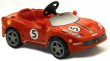 Электромобиль Toys Toys Ferrari Challenge 458  6V