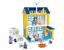 Конструктор Больница Peppa Pig 57081