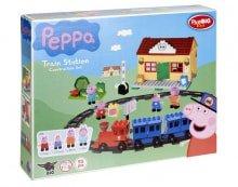 Конструктор железнодорожная станция Peppa Pig BIG 57079