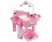 Набор для кормления и купания пупса из серии  Hello Kitty 2854