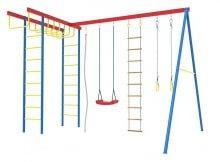 Детская металлическая игровая площадка Самсон Пегас