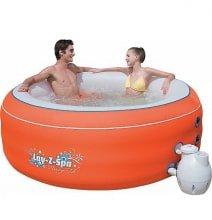 Надувной бассейн джакузи BestWay D 54101 Lay-Z-SPA