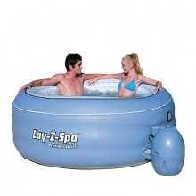 Надувной бассейн джакузи BestWay D54101 Lay-Z-SPA