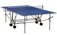 Всепогодный теннисный стол Joola Clima Outdoor синий