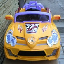 Детский электромобиль Speed Star