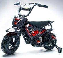 Детский электрический мотоцикл Hook OX