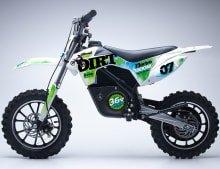 Детский электрический мотоцикл Hook DIRT 24V