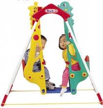 Качели для двоих  Haenim Toy Жираф-Дракон DS-710