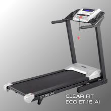 Беговая дорожка Clear Fit Eco ET 16 AI