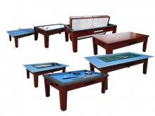 Игровой стол многофункциональный «Dybior Mistral» (коричневый)