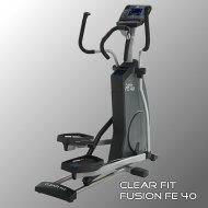 Эллиптический тренажер Clear Fit FE 40 Fusion