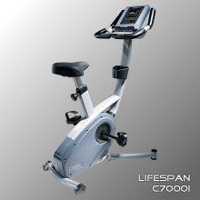 Велотренажер вертикальный LifeSpan C7000i