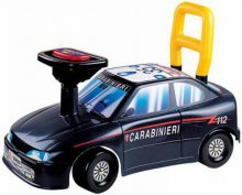 """Каталка Авто """"Carabinieri"""" Н-431001"""