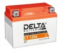 Стартерный аккумулятор 12V 4Ah
