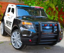 Детский электромобиль Police CH 9935