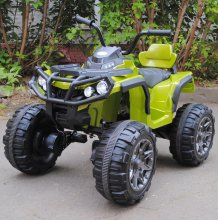 Детский электро квадроцикл Grizzly 4X4