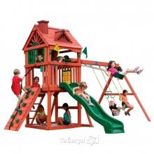 Игровой комплекс PlayNation Зеленый Замок