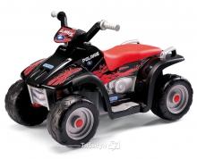 Детский электроквадроцикл Peg-Perego Polaris Sportsman 400 Nero