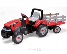 Детский педальный трактор Peg-Perego Maxi Diesel Tractor