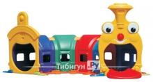Детская игровая площадка змейка vasia VS729