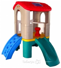 Детский комплекс с  горкой Lerado LA519