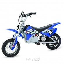 Детский электро мотоцикл Razor Dirt Rocket MX350